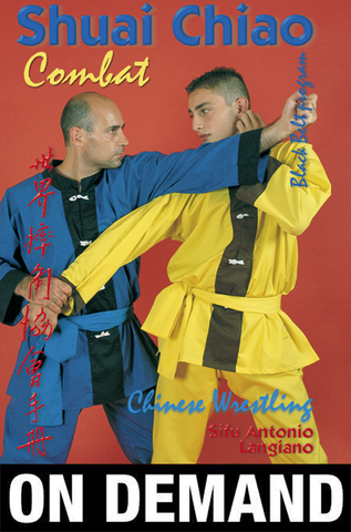 Shuai Chiao Combat by Antonio Langiano (On Demand) - Budovideos Inc