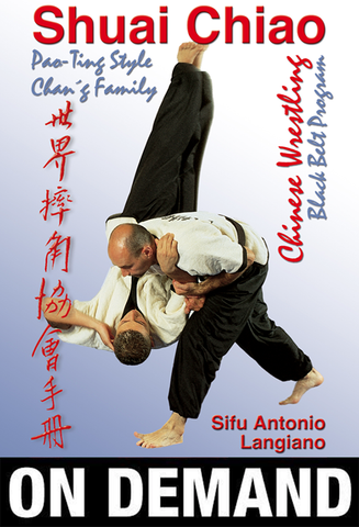 Shuai Chiao Wrestling by Antonio Langiano (On Demand) - Budovideos Inc