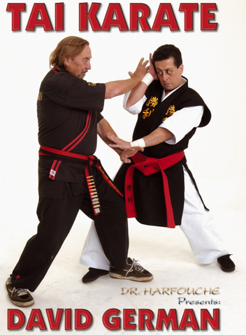 TAI Karate DVD by David German
