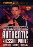 Authentic Pressure Points DVD 1: Fundamentals of Arms & Legs DVD by Scott Rogers - Budovideos Inc