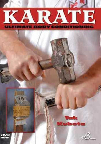 Karate: Ultimate Body Conditioning DVD by Tak Kubota 5
