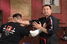 Pressure Point Knockouts: Simple Attacks DVD by Scott Rogers 3