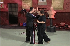 Pressure Point Knockouts: Moving Attacks DVD by Scott Rogers 7