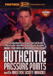 Pressure Point Knockouts: Moving Attacks DVD by Scott Rogers 1
