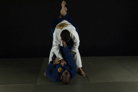 Royler Gracie Competition Tested Techniques DVD 2: Guard and Half-Guard Passes - Budovideos