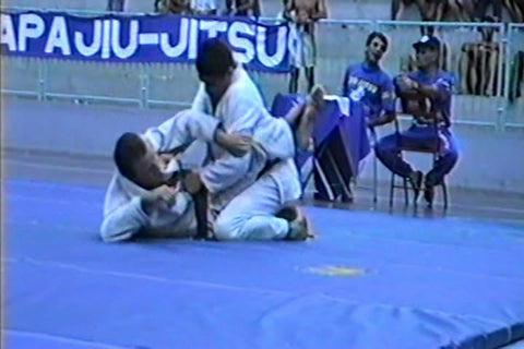 Royler Gracie Competition Tested Techniques DVD 2: Guard and Half-Guard Passes 4