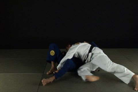 Royler Gracie Competition Tested Techniques DVD 2: Guard and Half-Guard Passes 2