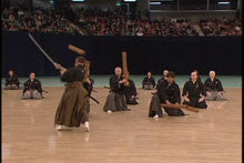 32nd Japan Kobudo Embu Taikai DVD 3: Iai, Naginata, Sojutsu 6