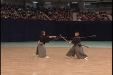 32nd Japan Kobudo Embu Taikai DVD 3: Iai, Naginata, Sojutsu 7