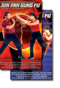 Jun Fan Gung Fu by Inosanto & Balicki 2 DVD Set