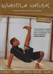 Ginastica Natural Fundamentals DVD by Alvaro Romano Cover 1