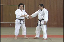 Aiki Technical DVD 2 with Kunio Yasue  4