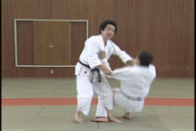 Aiki Technical DVD 2 with Kunio Yasue  5