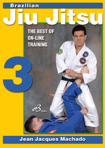 BJJ Best of Online Training DVD 3 by Jean Jacques Machado - Budovideos