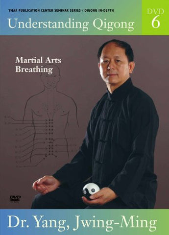 Understanding Qigong DVD 6: Martial Arts Breathing by Dr Yang, Jwing Ming - Budovideos