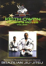 Keith Owen Favorite Moves Vol 1 DVD - Budovideos