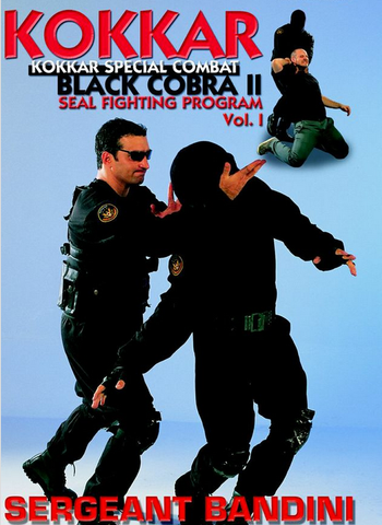 Kokkar Black Cobra II DVD by Omar Martinez Sesto