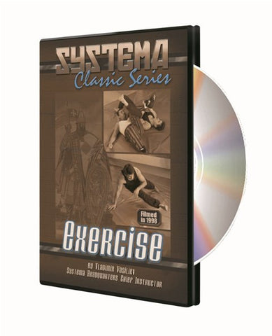 Systema Classic Series: Exercise DVD by Vladimir Vasiliev 5
