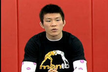 Super Grappling Techniques Vol 3 DVD by Shinya Aoki 2