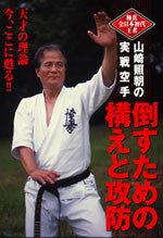 Morning Karate Stance Training for Offense & Defense DVD by Akira Yamazaki - Budovideos