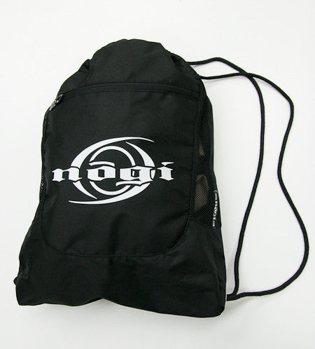 Nogi Nylon Drawstring bag 1