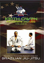 Keith Owen Favorite Moves Vol 2 DVD - Budovideos