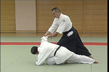 Aikido Renshinkai First Step DVD with Tsutomu Chida 5