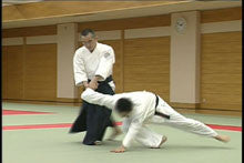 Aikido Renshinkai First Step DVD with Tsutomu Chida 4