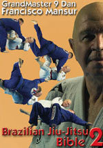BJJ Bible Vol 2 DVD by Francisco Mansur - Budovideos