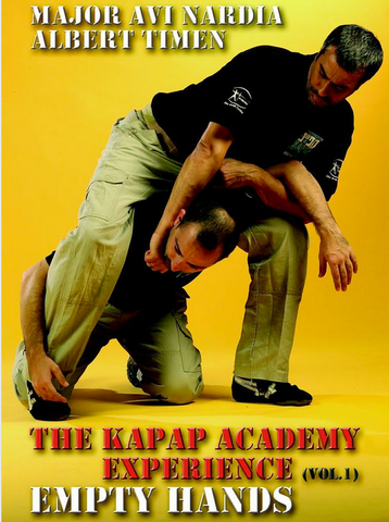 Kapap Academy Experience Vol 1 DVD by Avi Nardia