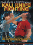 Kali Knife Fighting DVD by Inosanto and Balicki - Budovideos Inc