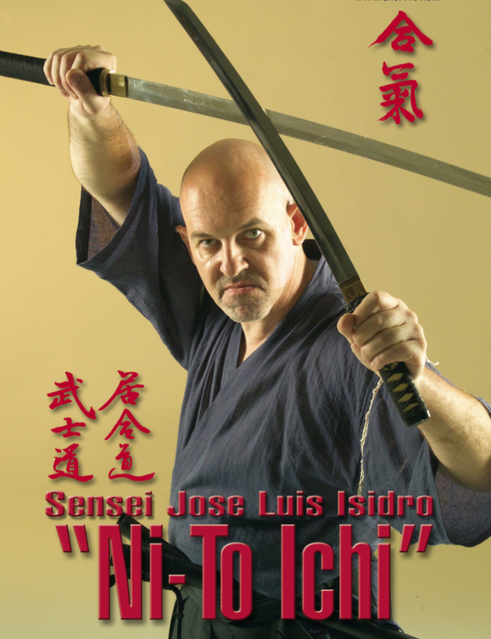Ni-To Ichi DVD by Jose Luis Isidro - Budovideos