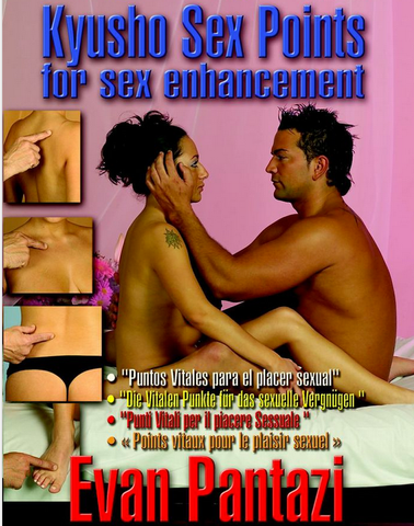 Kyusho Sex Points for Sex Enhancement DVD by Evan Pantazi - Budovideos