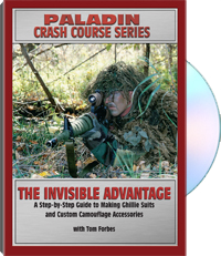 Invisible Advantage DVD by Tom Forbes 1