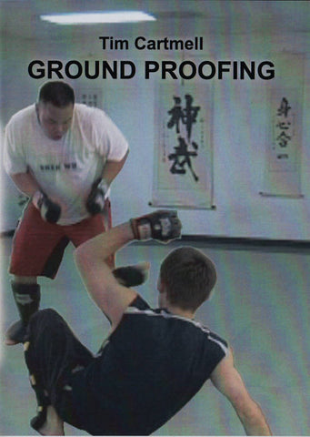 Ground Proofing DVD with Tim Cartmell Cover 5