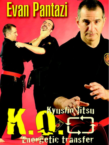 Kyusho Jitsu KO Energetic Transfer DVD by Evan Pantazi