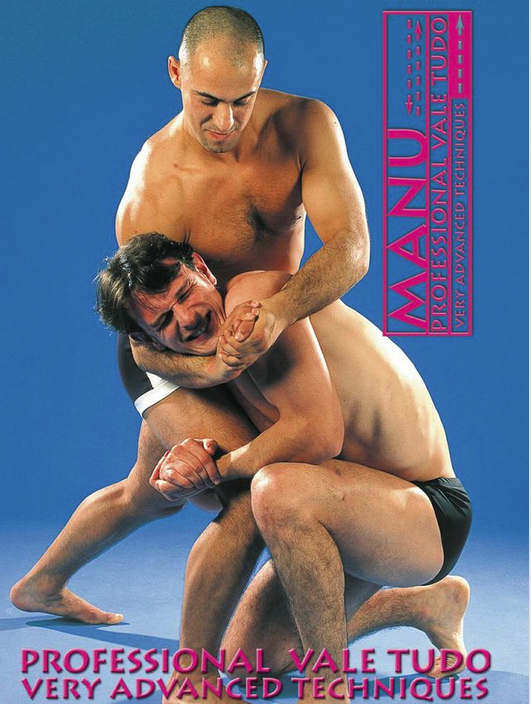 Vale Tudo Very Advanced DVD By Manu 1