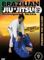 Passing the Guard DVD by Marcus Vinicius Di Lucia 1