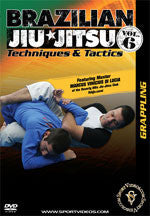 No Gi Grappling DVD by Marcus Vinicius Di Lucia 1