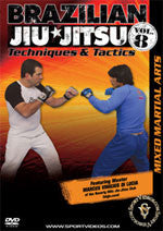 Mixed Martial Arts DVD by Marcus Vinicius Di Lucia - Budovideos