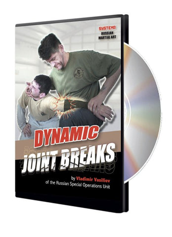 Dynamic Joint Breaks DVD with Vladimir Vasiliev