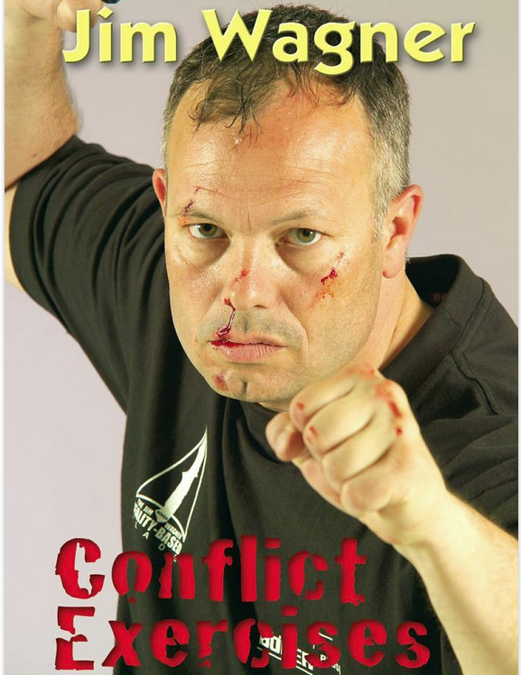 Conflict Exercises DVD with Jim Wagner - Budovideos