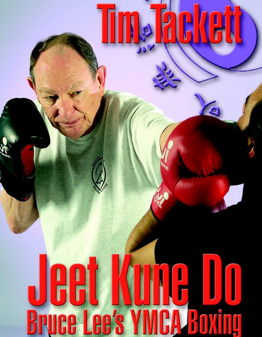 JKD: Bruce Lee's YMCA Boxing DVD by Tim Tackett - Budovideos