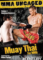 Muay Thai for MMA 5 DVD Set with Mike Parker - Budovideos Inc
