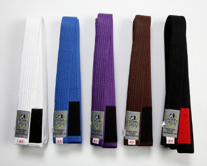 Gameness BJJ Belt 1