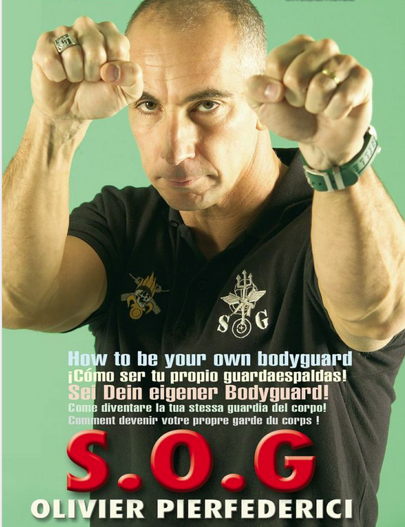 SOG Be Your Own Bodyguard DVD by Olivier Pierfederici  1