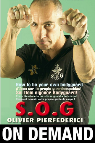 SOG Be Your Own Bodyguard by Olivier Pierfederici (On Demand) - Budovideos Inc