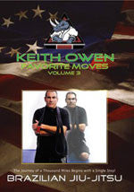 Keith Owen Favorite Moves Vol 3 DVD - Budovideos Inc