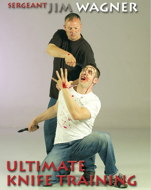 Ultimate Knife Training DVD with Jim Wagner - Budovideos