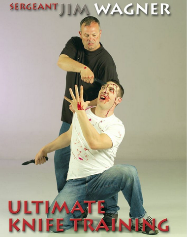 Ultimate Knife Training DVD with Jim Wagner